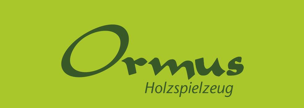Ormus Holzspielzeug Shop-Logo